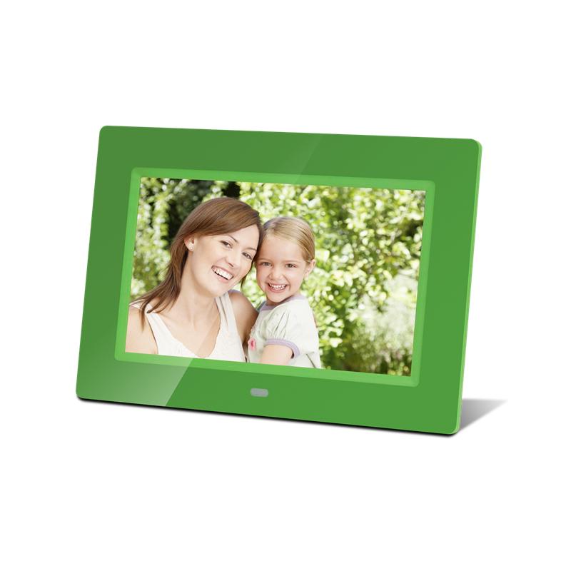 BRAUN DigiFrame 711 (grün)