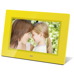 BRAUN DigiFrame 711 (yellow)