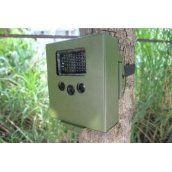 BRAUN Schutzgehäuse für Scouting Cam Black400phone
