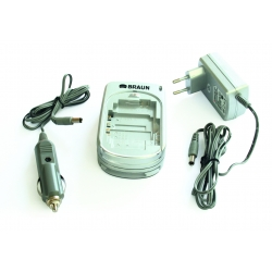 BRAUN DS charger JVC