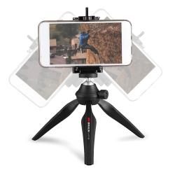 BRAUN Table Tripod MT-18 mit Smartphone-Halter