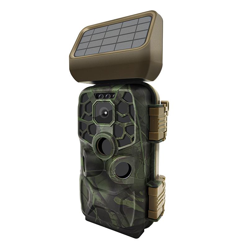 BRAUN Scouting Cam Black400 WiFi Solar
