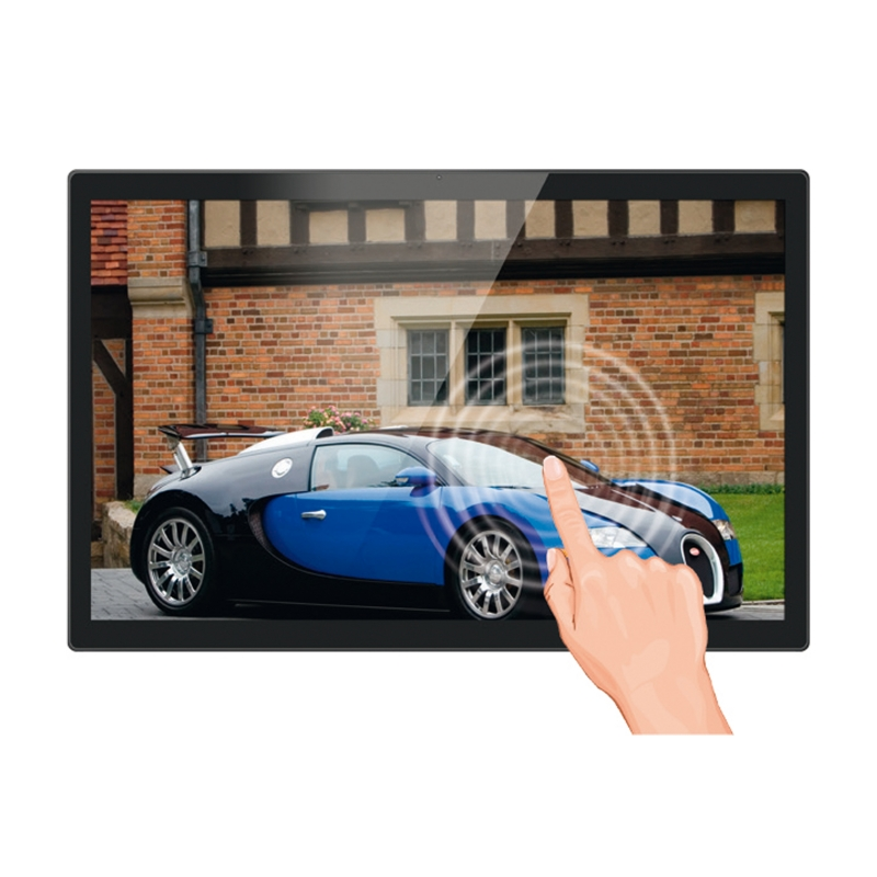 """All-In-One Frame 55"""" Android Touch"""