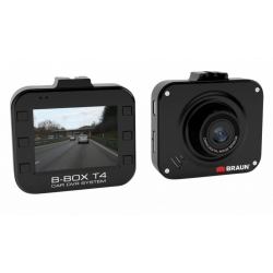 BRAUN B-BOX T4 Dashcam