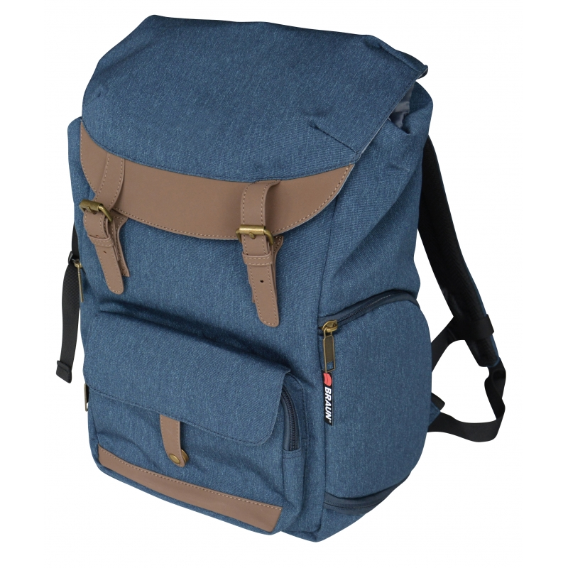BRAUN Blue Daypack
