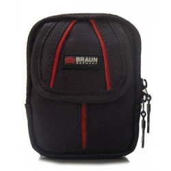 BRAUN Asmara Small 100 Black