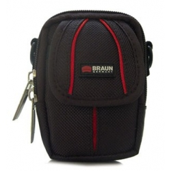 BRAUN Asmara Medium 200 Black