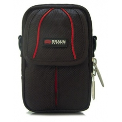 BRAUN Asmara Medium 300 Black