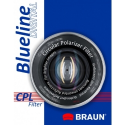 BRAUN BlueLine POL Filter 72 mm