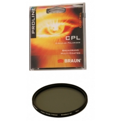 BRAUN ProLine POL Filter 62 mm