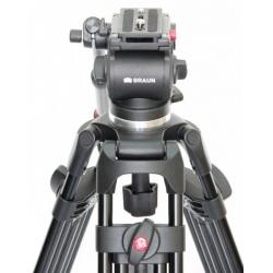 BRAUN Professional Video Tripod PVT 185