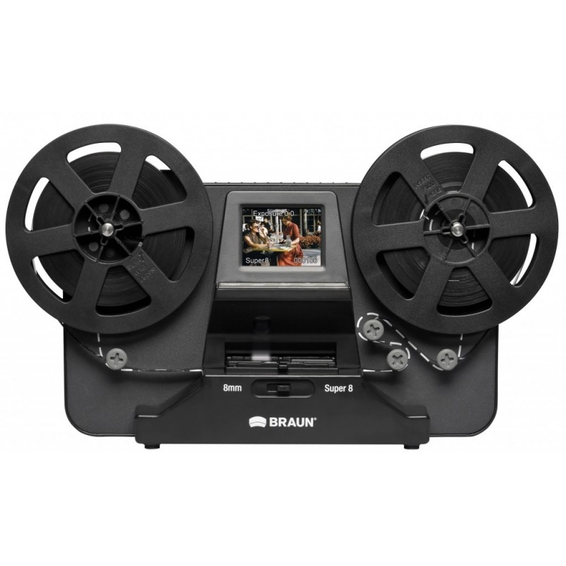Filmscanner NovoScan Super 8 – Normal 8