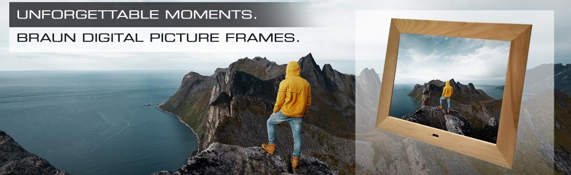 BRAUN Digital Picture Frames