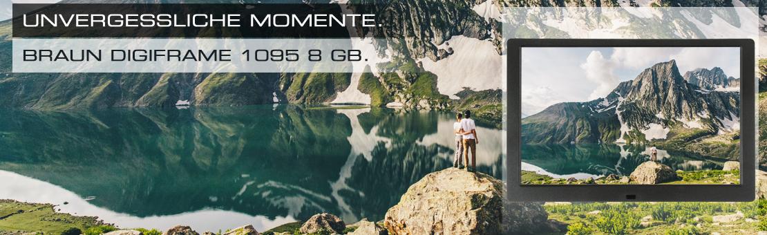 "BRAUN DigiFrame 1093 (10.1"") 8GB"