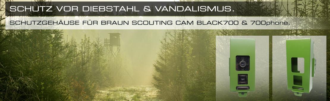 BRAUN Scouting Cam 700/700phone