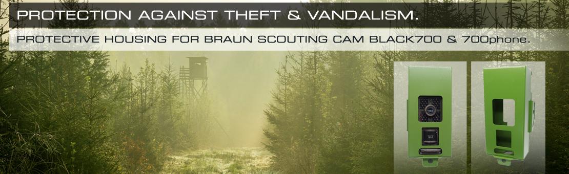 BRAUN Scouting Cam BLACK700 / 700phone